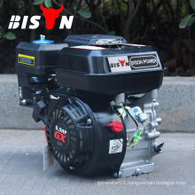 BISON China Zhejiang Air Cooled 210cc Mini OHV 170F Honda Gasoline Engine for Irrigation