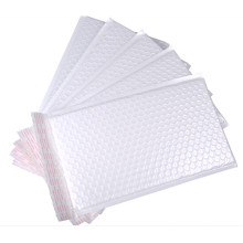 Envelope de plástico bolha filme perolado