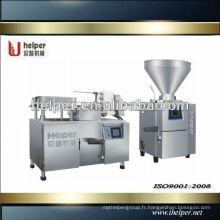 Machine de fabrication de saucisses à haute capacité