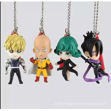 High Quality PVC Craft Gift Action Figure iPhone Key Chain