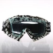 Motocicleta de vidrio de seguridad tácticos de deportes al aire libre a campo traviesa gafas gafas protectoras a prueba de viento