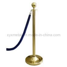 Estrela de alto nível Hotal Hanging Rope Post Barrier