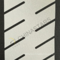 customized silver segmented reflective heat transfer film