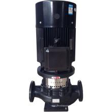 Bomba de agua centrífuga de aumentador de presión de tubería Vertical de alta eficiencia