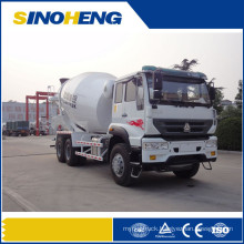 Sinotruk HOWO 8cbm Concrete Mixer Truck for Sale