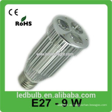2015 neue Produkte LED-Spot-Licht E27 LED-Leuchten