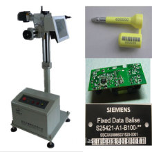 metal  non-metal flying laser coding machine