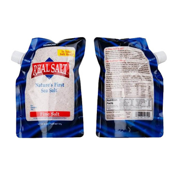 Spout Pouch For Salt Packaging | Salt Pouch