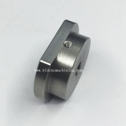 High Speed Milling Machining Steel Parts