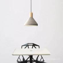 Art Cement Pendant Light Decorative living room Pendant Lamp