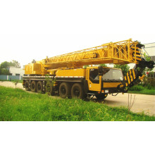 Chain Famous Brand 100t Hydraulic Mobile Truck Crane
