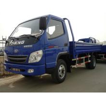 Sinotruk HOWO Cargo Truck with 4 Wheels