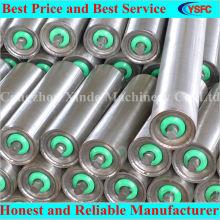 belt conveyor roller for food processing industry