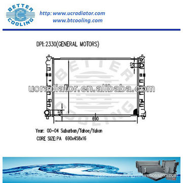 Radiator for Mazda MPV VAN 00-05,GY0115200B/D