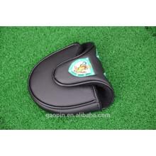 Sistema de golf de cuero impermeable popular de alta calidad del OEM de la cubierta de golf de las lanas