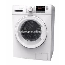 China Automatic Front Loading Laundry Washing Machine