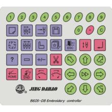 Computergesteuerter Kontrollsystemschlüssel (QS-G02-09)