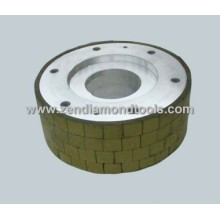 High Performance Vitrified Diamond Grinding Wheels for Grinding PCD / PCBN Tools & Insert