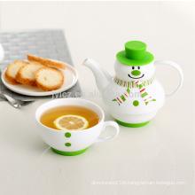 Happy gift new design christmas mug set