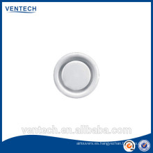 Válvula de disco de aire metal