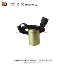 Hot Sales Dh60-5 / 7 Bagger Solenoids Kveina mit 12V