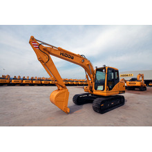 Small Excavator for 13 Tons