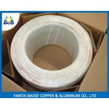 1050, 1060, 1100 Tubo de bobina de aluminio