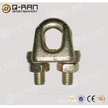 Galvanizado tipo Clip de cuerda de alambre maleable A