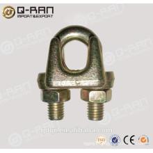 Galvanisé malléable câble Clip Type A