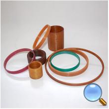 Accessoires d'anneau isolés
