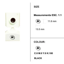 Meilleur vendre un nouveau modèle de caméra blanche