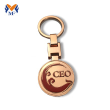 Custom hotel logo design keychain in bulk