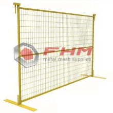 PVC Coated Temporary Fence Canada