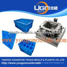 Molde de inyección de contenedores yougo molde