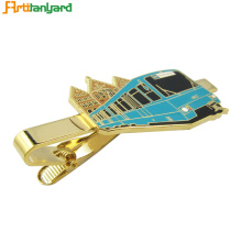 Free sample for Collar Pin Shirt Collar Clips with Stamping supply to Italy Exporter