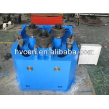 Máquina perfiladora hidráulica W24S-16