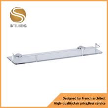 New Design Stainless Steel Glass Shampoo Rack (AOM-8212)