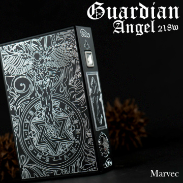 Marvec Dual 18650218W Virable 전압 Vape Box Mod