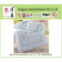 100% Organic Cotton Nature Baby Quilt (CQ002)
