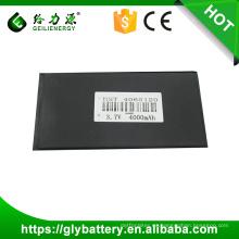 Batería de polímero de alta capacidad Geilienergy High Capacity 4065120 3.7v 4000mah