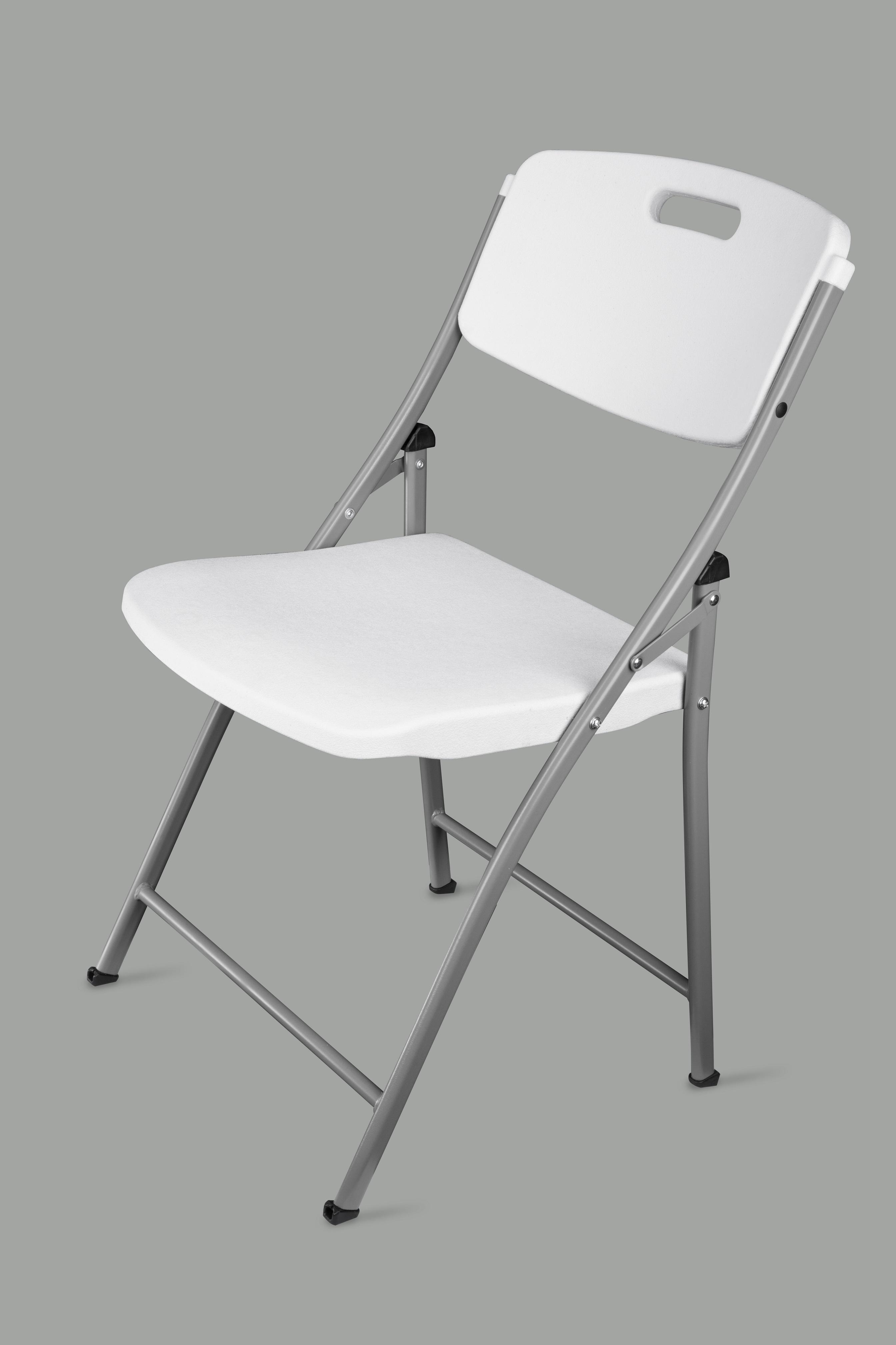 Folding Plastic Garden Dining Chair