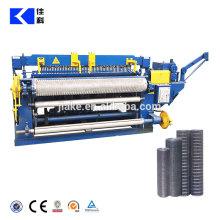 Melhor preço automático soldada máquina de malha de arame em rolo