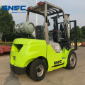Gasolina Lpg Dual Fuel Powered 3.0 Tons Forklift