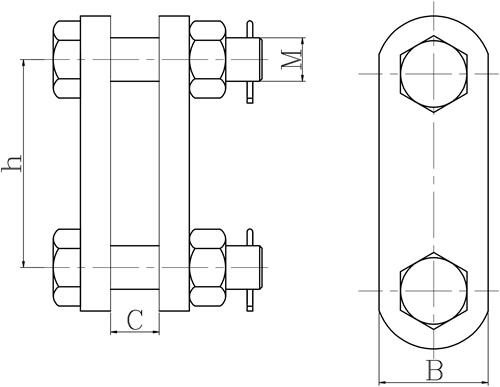 Clevis P Type