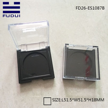 Empty square eyeshadow palette cases wholesale
