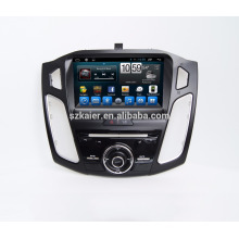 Android 7.1 Car GPS Navigator/Qcta core car radio Gps with wifi ,bluetooth ,GPS ,Hp Screen , Radio for FocusFocus 2012-2015