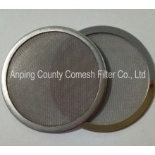 316 Stainless Steel Liquid Filter Mesh Discs