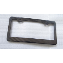 Good Quality for Car License Plate Frame Modern And Stylish Carbon Fiber License Plate Frames export to Russian Federation Manufacturers