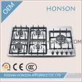 Кухонное оборудование 5-ти конфорочная газовая плита с хорошим качеством