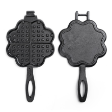 High Quality Cast Iron Pancake Pan/cake mould with factory price